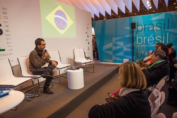 Estande Brasil 2